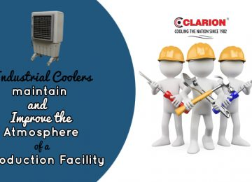 Industrial Coolers Maintain And Improve The Atmosphere Of A Production Facility
