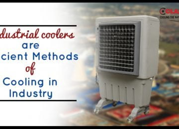 Industrial Coolers Are Efficient Methods of Cooling In Industry